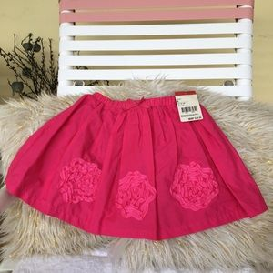 Other - OSHKOSH little girl skirt new with tag